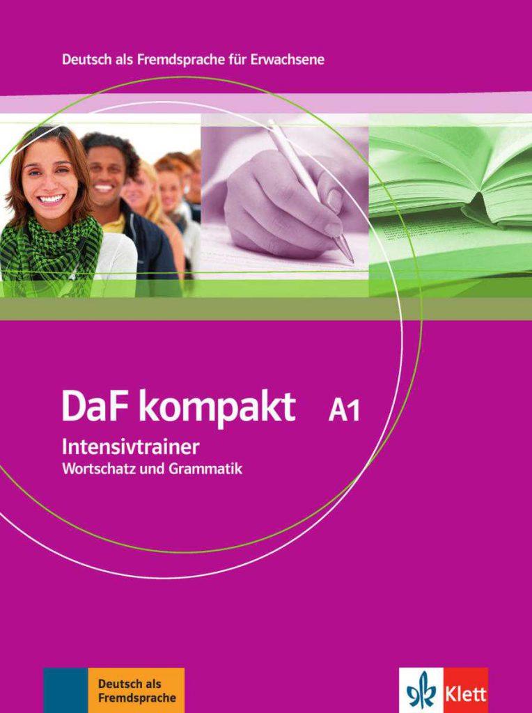 کتاب Daf Kompakt A1: Intensivtrainer - Wortschatz Und Grammatik
