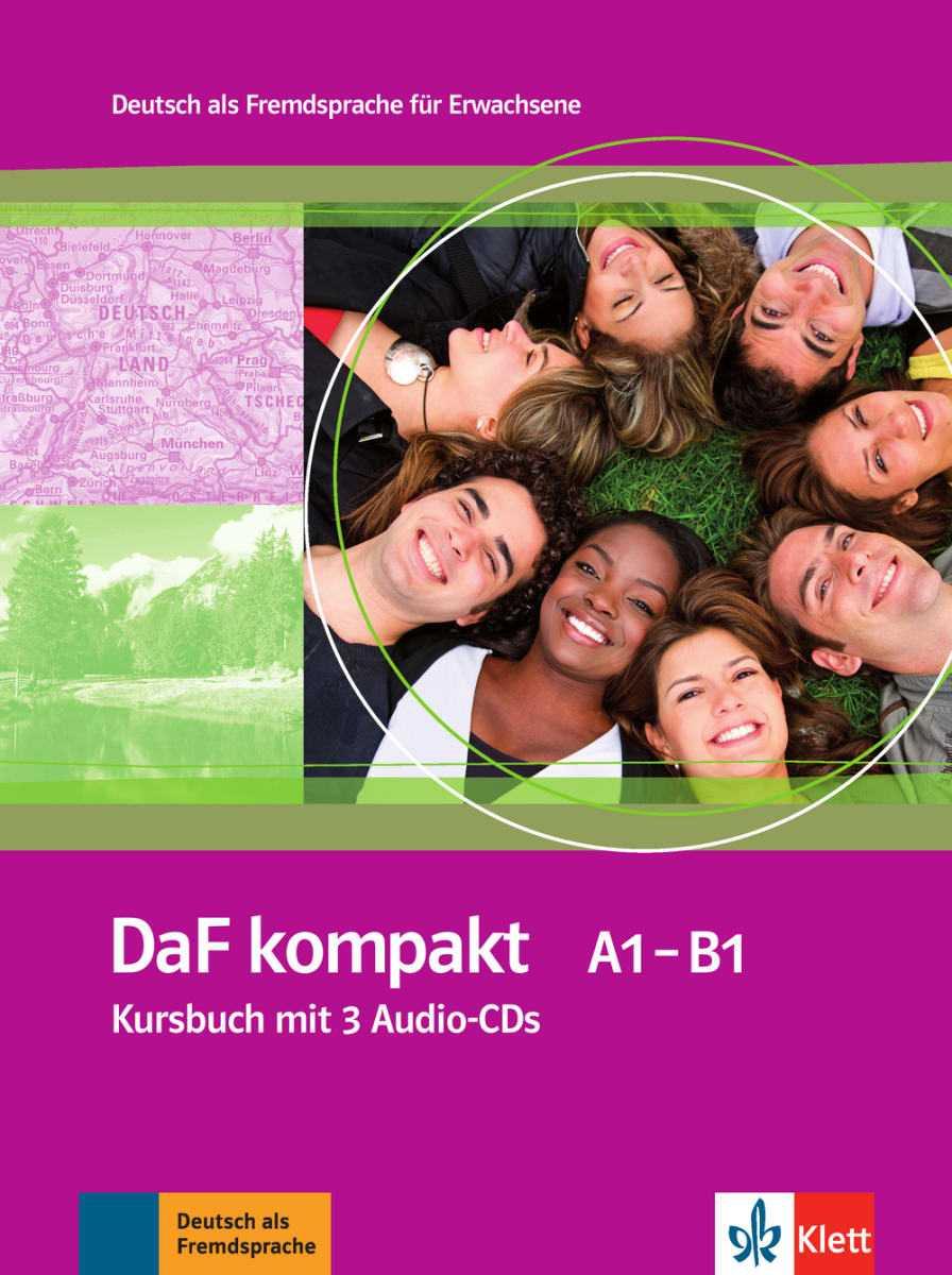 کتاب DaF kompakt A1-B1