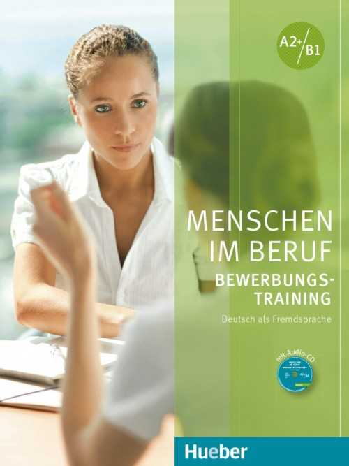 کتاب Menschen im Beruf – Bewerbungstraining - A2-B1