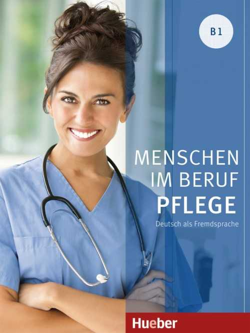 کتاب Menschen im Beruf Pflege - B1