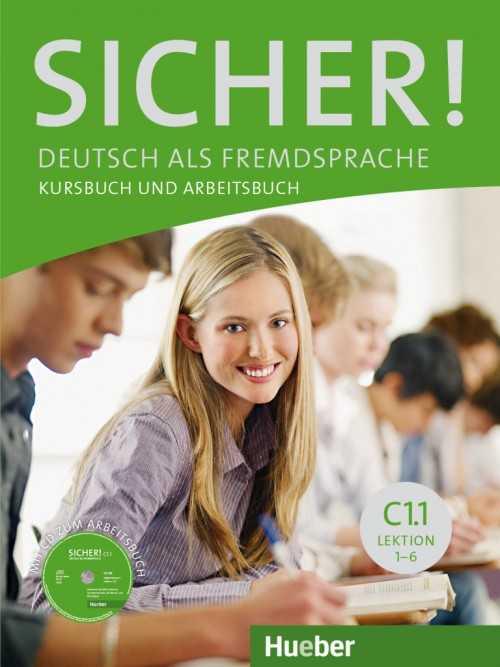کتاب SICHER! C1.1