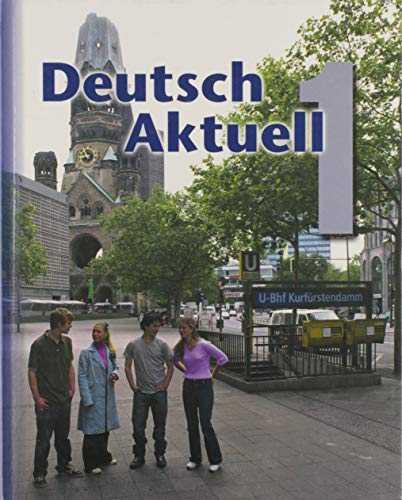 کتاب Deutsch Aktuell