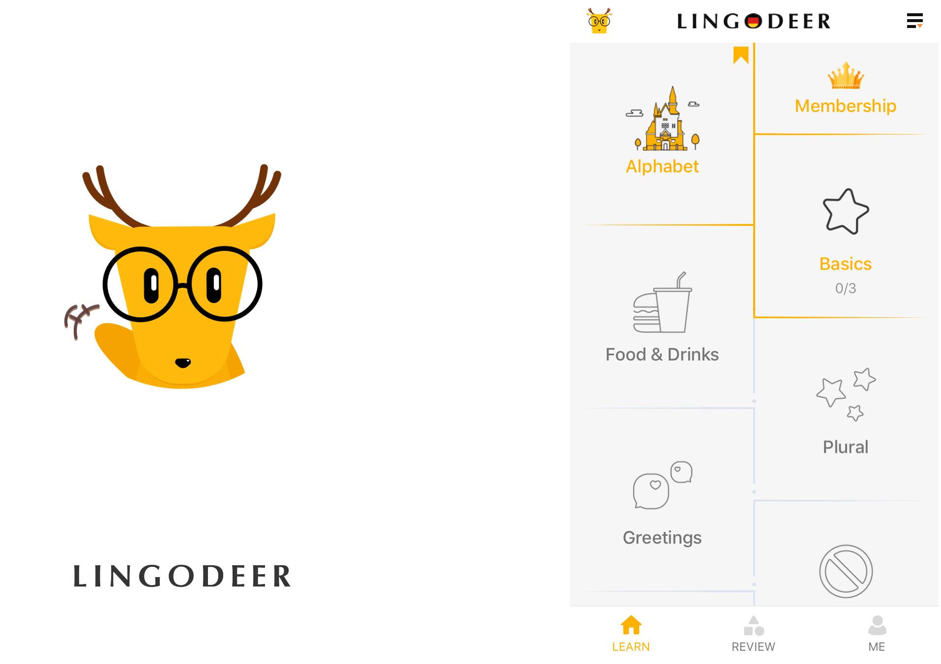 اپلیکیشن LingoDeer