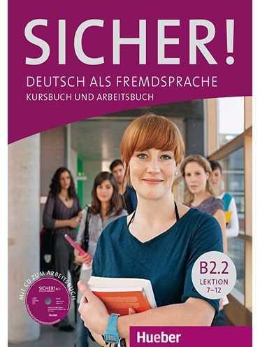 کتاب SICHER! B2.2