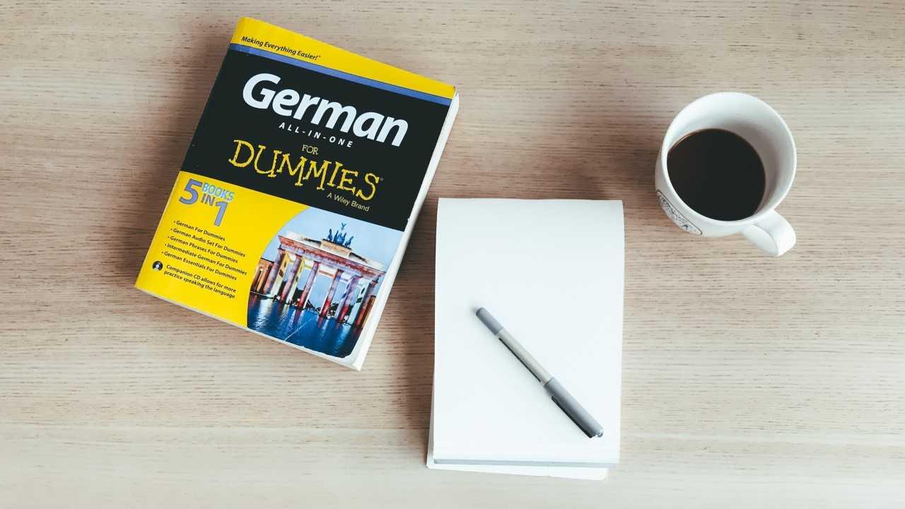 بهترین کتاب های یادگیری و آموزش زبان آلمانی