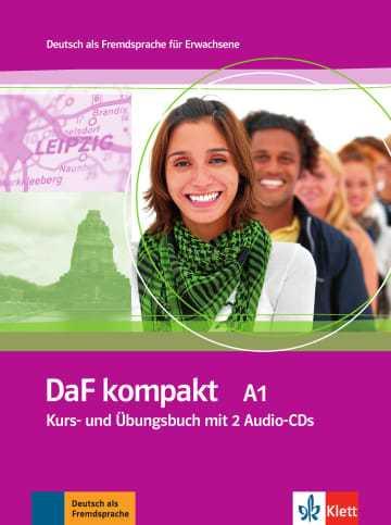 کتاب DaF kompakt A1: Kurs- und Übungsbuch