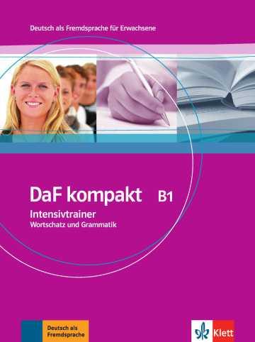 کتاب Daf Kompakt B1: Intensivtrainer - Wortschatz Und Grammatik