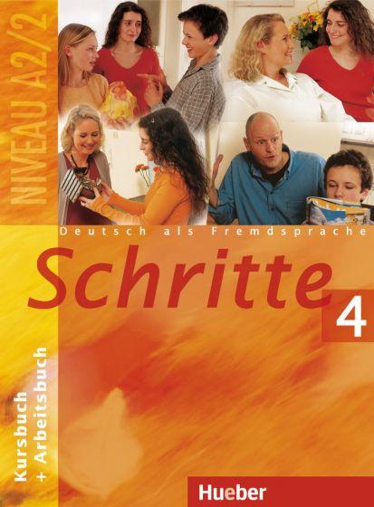 کتاب Schritte 4