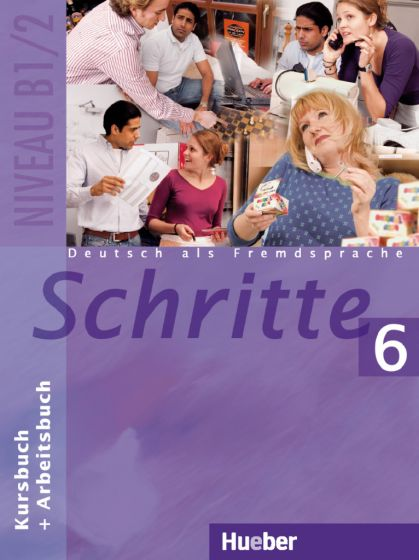 کتاب Schritte 6