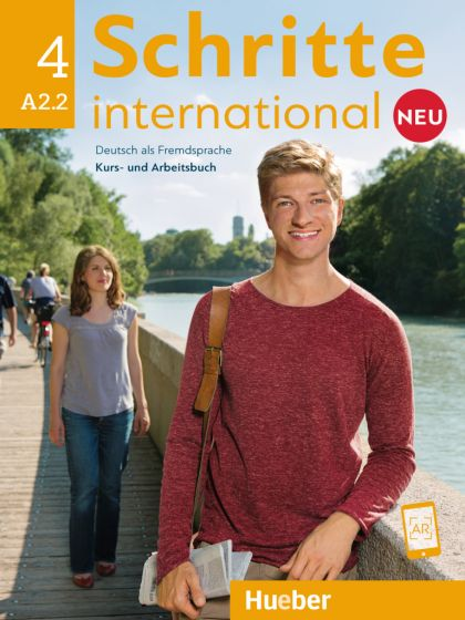 كتاب Schritte international Neu 4