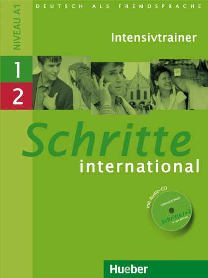 كتاب Schritte International 1+2 Intensivtrainer