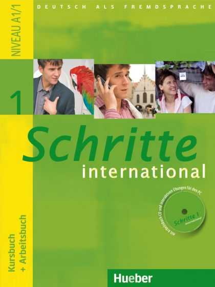 كتاب Schritte international 1