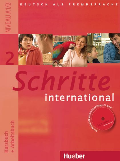 كتاب Schritte international 2