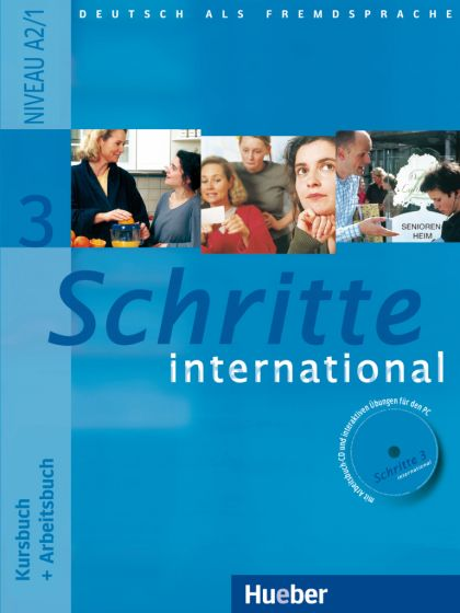 كتاب Schritte international 3