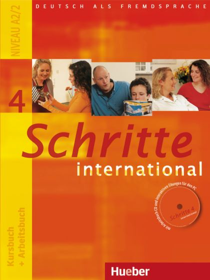 كتاب Schritte international 4