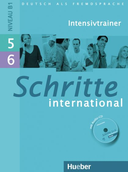 كتاب Schritte International 5+6 Intensivtrainer