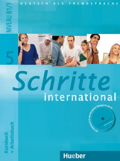 كتاب Schritte international 5