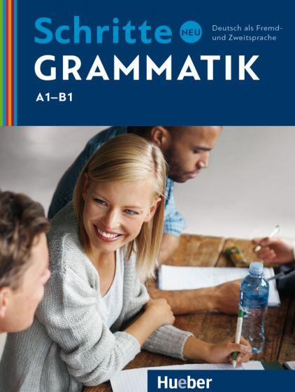 كتاب Schritte neu Grammatik
