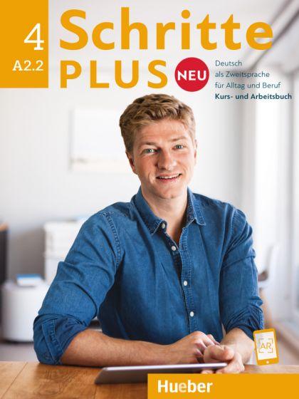 كتاب Schritte Plus Neu 4