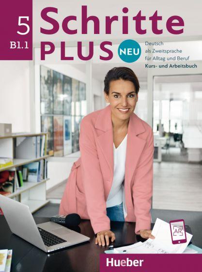 كتاب Schritte Plus Neu 5